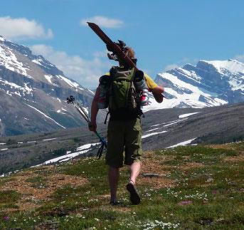 Canadian Rockies Skiing
