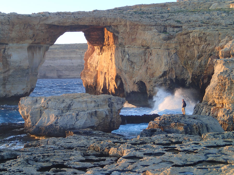 Malta Azure Window Photo