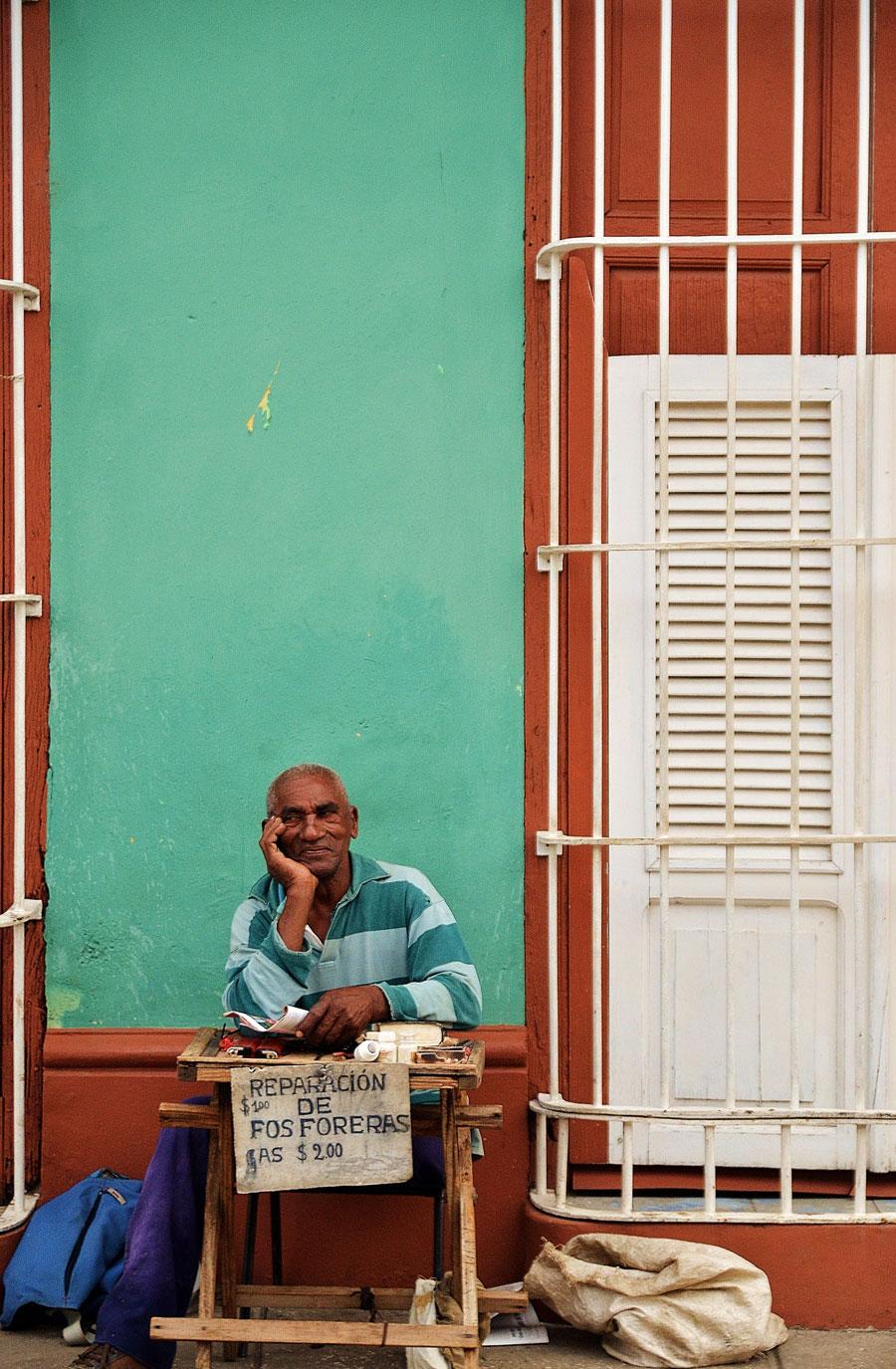 Cuba by Kathy Mak