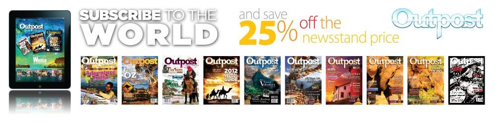 Outpost Magazine World Travel Magazine
