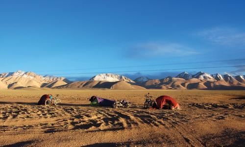 China - Cycling the Silk Road