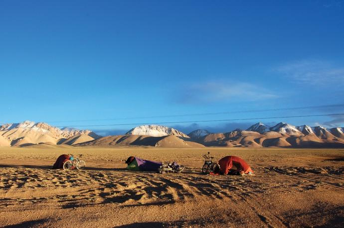 China Cycling the Silk Road