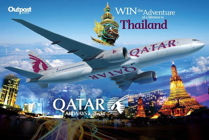 Win The Adventure of a Lifetime to Thailand