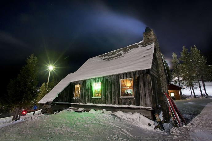 Winter Wonderland That Cosy Cabin Feel