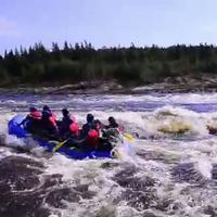 Whitewater Rafting in Newfoundland and Labrador